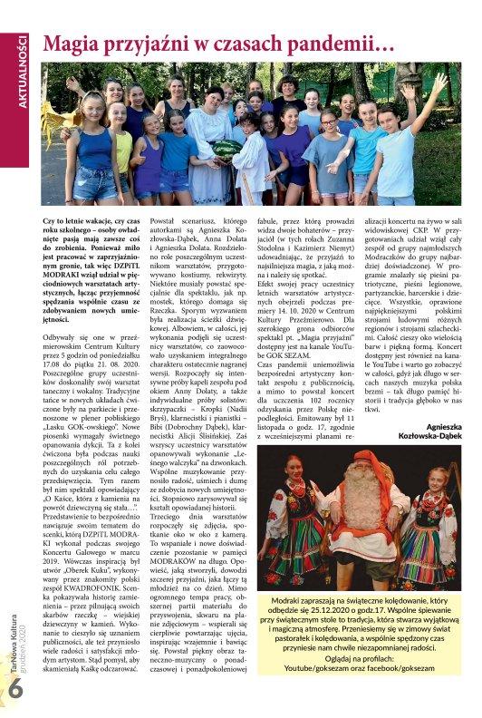 TarNowa Kultura 12/2020 strona 6