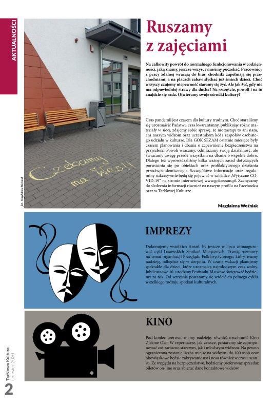 TarNowa Kultura 6/2020 strona 2