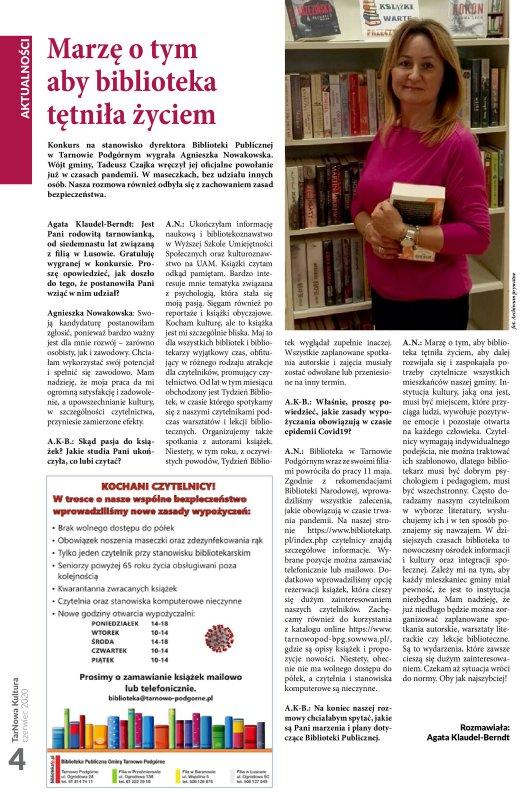 TarNowa Kultura 6/2020 strona 4