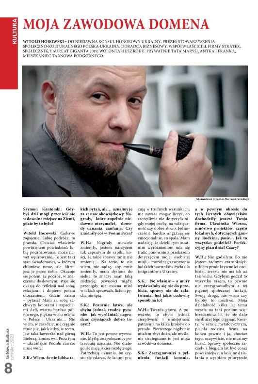TarNowa Kultura 6/2020 strona 8
