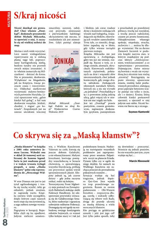 TarNowa Kultura 5/2020 strona 8