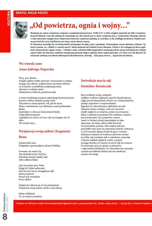 TarNowa Kultura 4/2020 strona 8