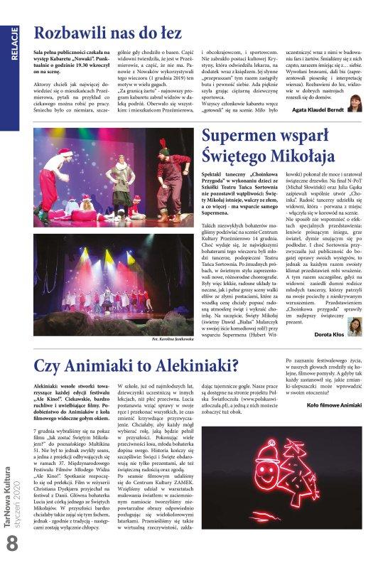 TarNowa Kultura 1/2020 strona 8