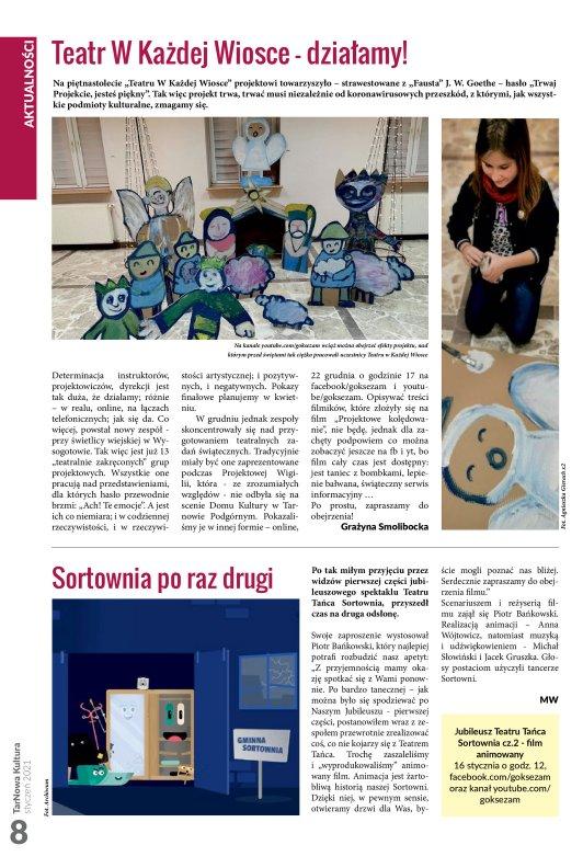 TarNowa Kultura 1/2021 strona 8
