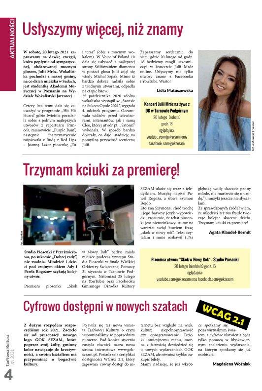 TarNowa Kultura 2/2021 strona 4