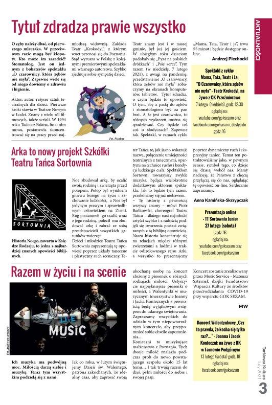 TarNowa Kultura 2/2021 strona 3