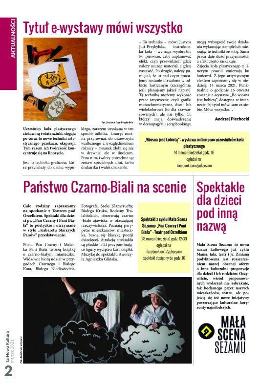 TarNowa Kultura 3/2021 strona 2