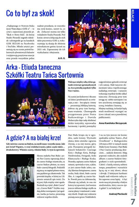 TarNowa Kultura 4/2021 strona 7