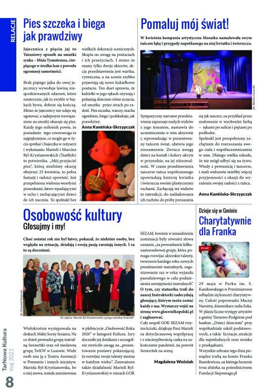 TarNowa Kultura 5/2021 strona 8