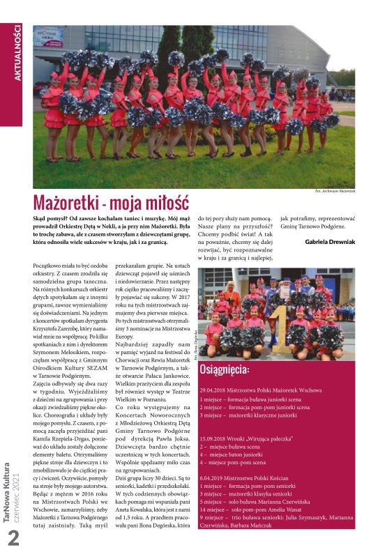 TarNowa Kultura 6/2021 strona 2