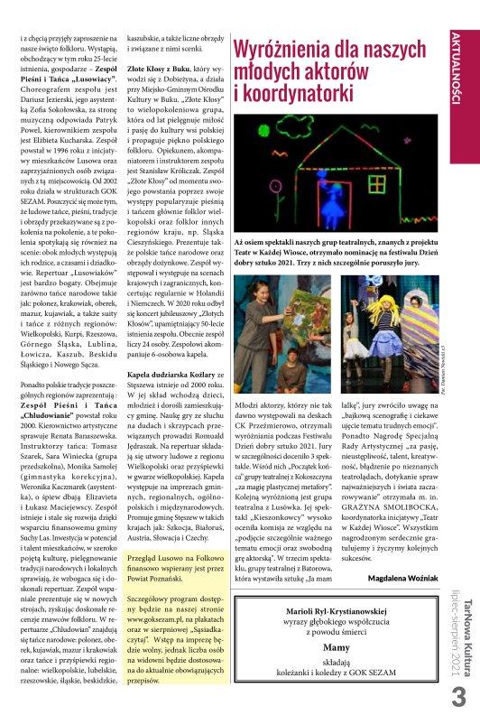 TarNowa Kultura 7-8/2021 strona 3