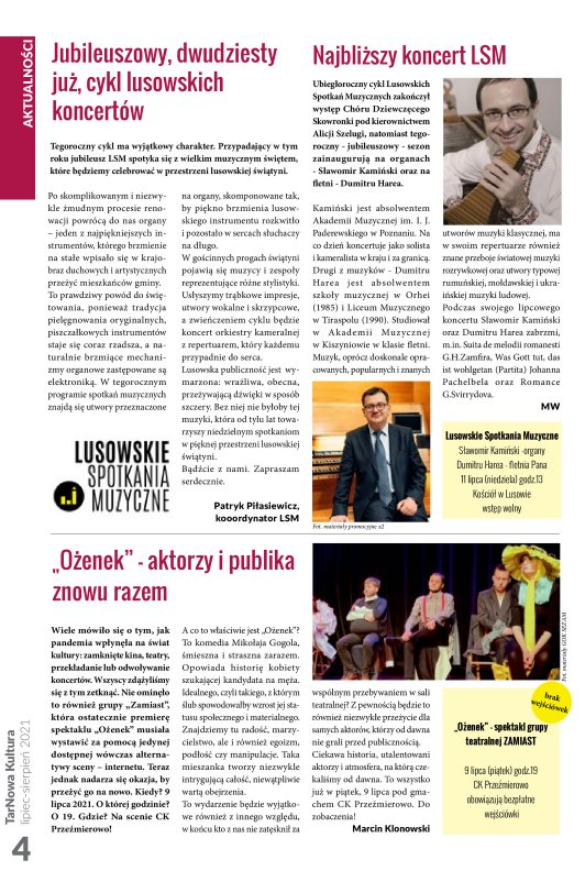 TarNowa Kultura 7-8/2021 strona 4
