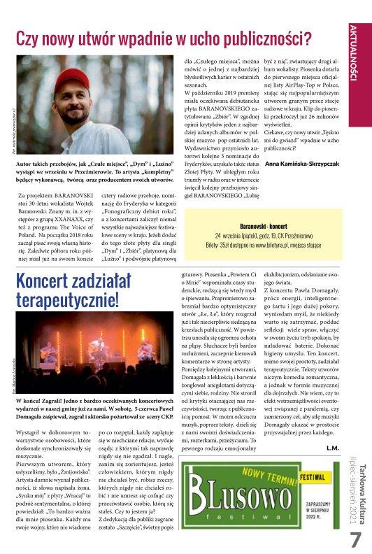 TarNowa Kultura 7-8/2021 strona 7
