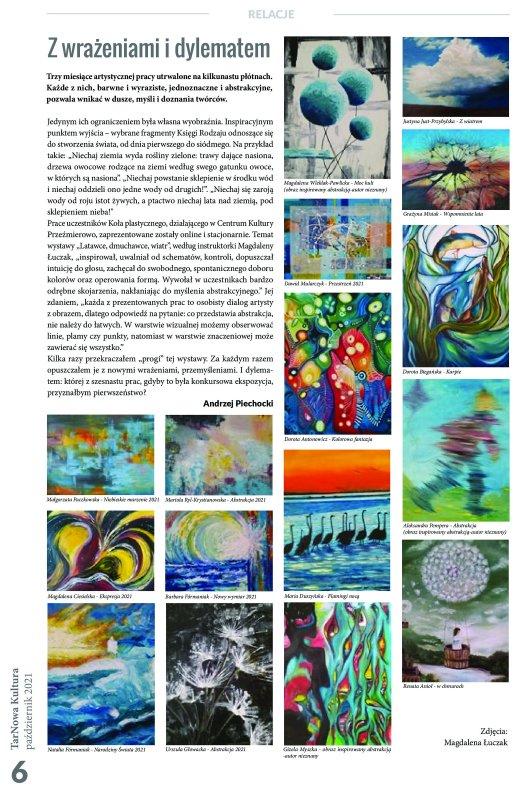 TarNowa Kultura 10/2021 strona 6