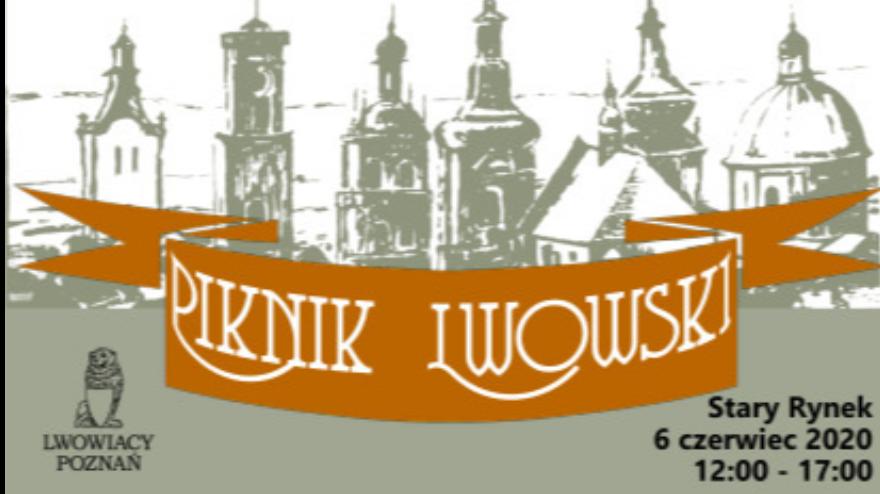 plakat Pikniku Lwowskiego